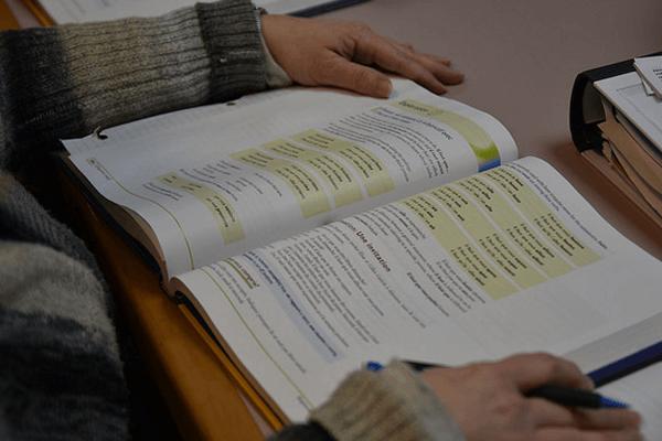 Ogm french study bible